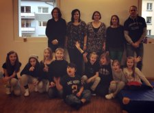 Kids Club Oster-Party